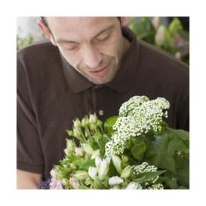 Steven Blavier, meester-florist en laureaat van de arbeid