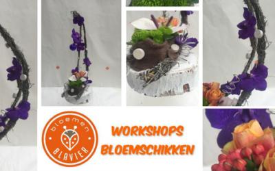 Meimaand, bloemenmaand, workshopmaand