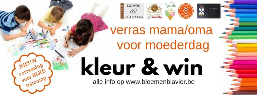Moederdag 2017 Verras Mama Met Een Mooie Tekening En Win